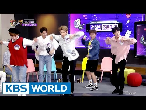 Wanna One's Perfect Choreography To EXO's 'Growl'! [Happy Together / 2017.08.24]