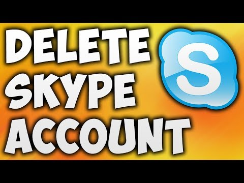 How To Delete Skype Account Permanently - Best Way To Remove Or Deactivate Skype ID