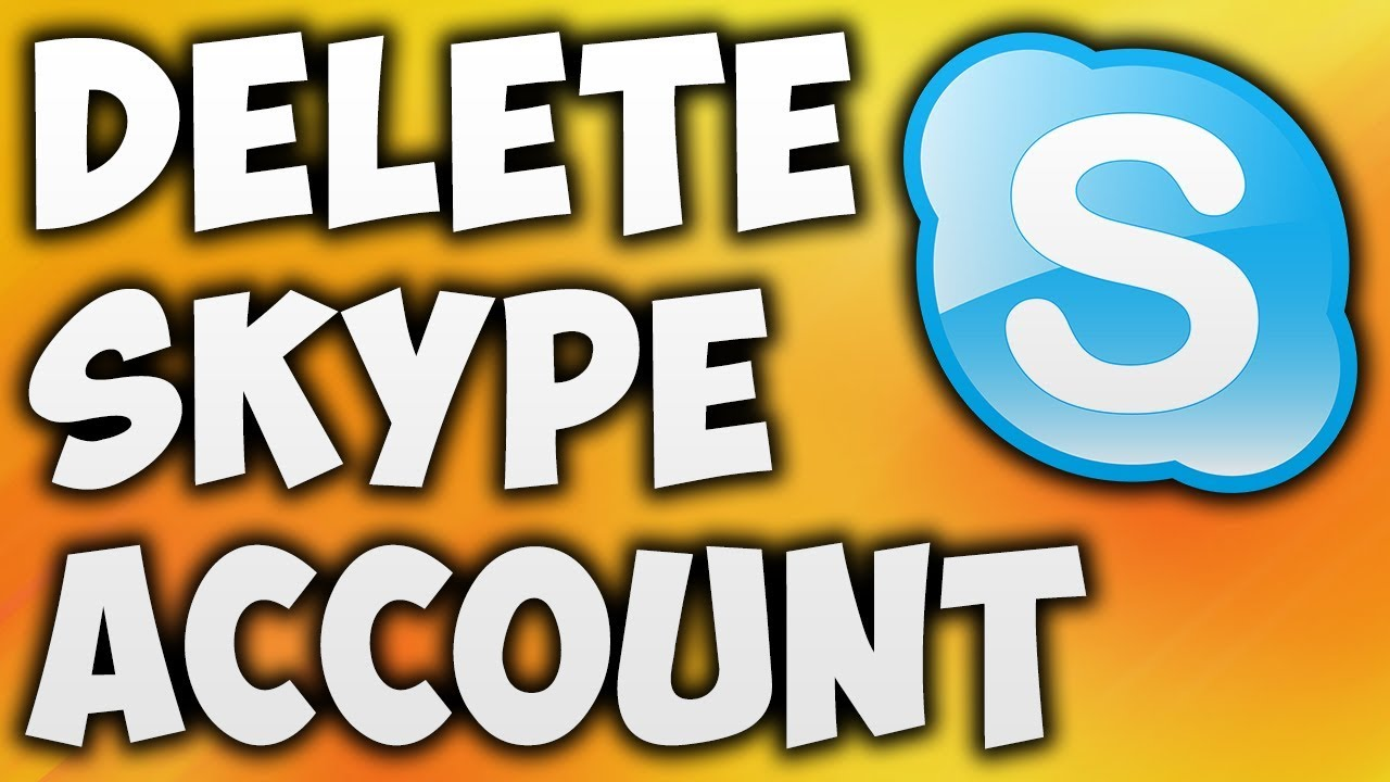 How to remove from Skype forever