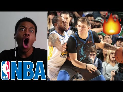 Luka Doncic Turns Into Steph Curry On Warriors & Proves He's  Clutchest Rookie Ever❕ Reaction!