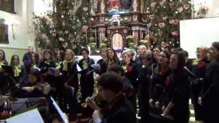 Narodil nam se-Crkveni zbor Župe Presvetog Trojstva-Moravče