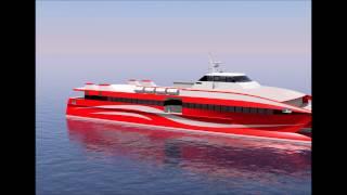 300 Passenger Catamaran