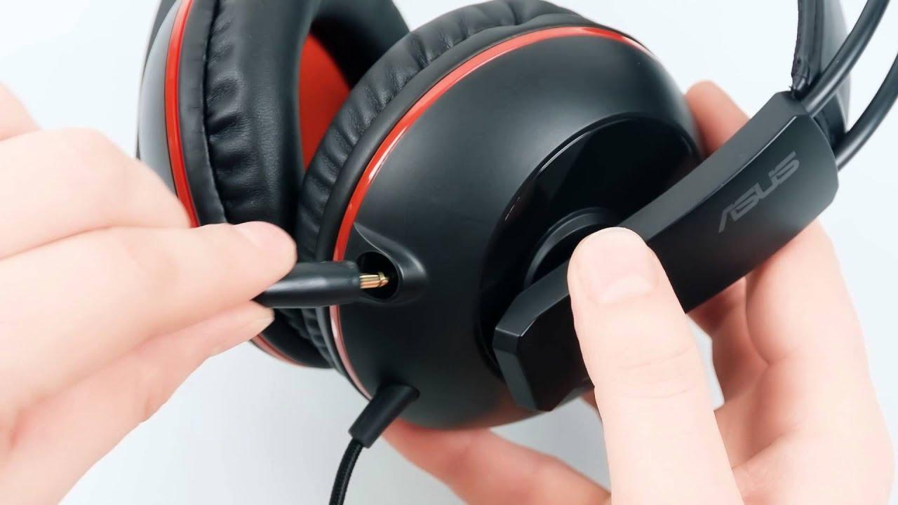 Asus Cerberus — игровая гарнитура с двумя микрофонами 31fa657547e9f