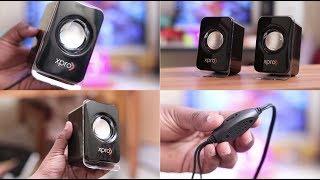 Xpro XP-520 2.0 Speaker   Hindi