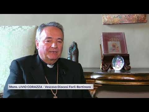FORLÌ: Il neo-vescovo monsignor Livio Corazza si insedierà il 22 aprile