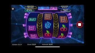 DIAMOND STARS - Online Casino Game - low rider