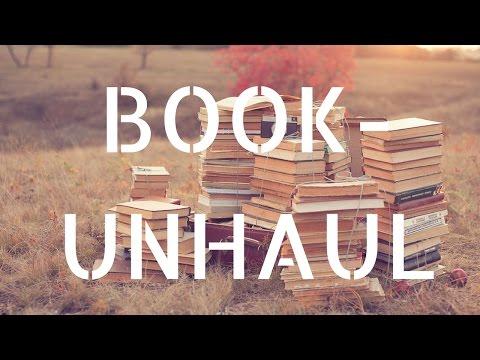 Unhaul - Diese Bücher müssen ausziehen