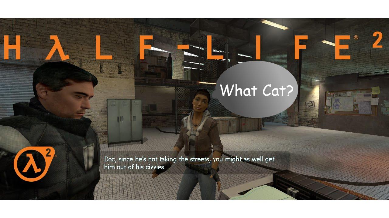 Youtube half-life2 walkthrough - 0