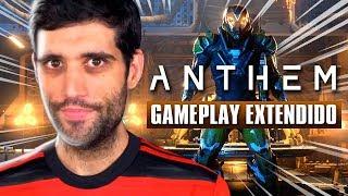 Novo gameplay do jogo que vai VICIAR milhões, Anthem GAMEPLAY ESTENDIDO