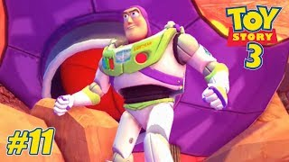 Toy Story 3 - Xbox 360 / Ps3 / Xbox One Playthrough Gameplay - Toy Box PART 11