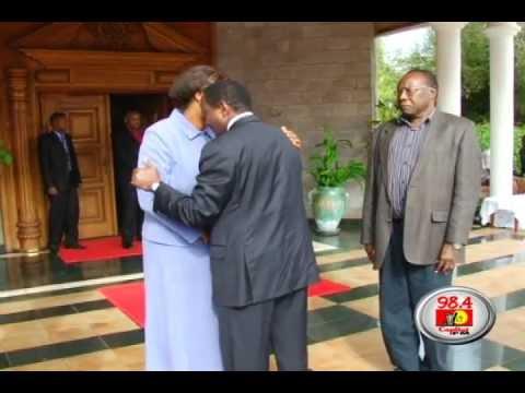 Parliamentarians pay visit