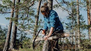 ÜBERLEBEN IN DER WILDNIS - unsere Ausrüstung für eine Kanutour durch Schweden l Dasland #3
