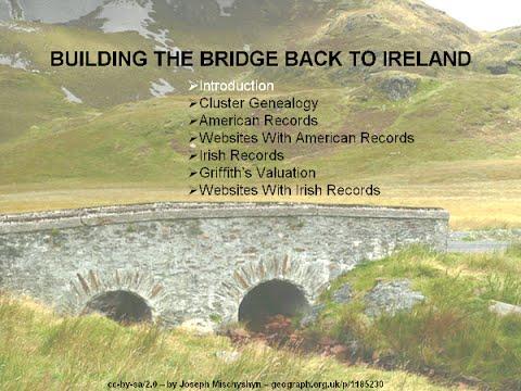 Irish Genealogy - Part 1 - Introduction