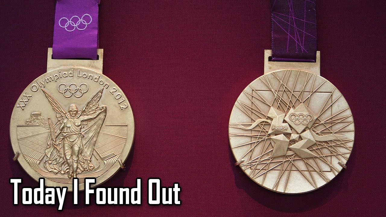 Looks - Gold olympic metal video