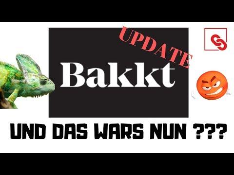 BTC DROP & BAKKT UPDATE | Fehlstart Oder Nur Die Ruhe Vor Dem Sturm?!