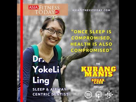 Dr. YokeLi Ling, Sleep & Airway Centric Dentist (Video Highlights -OSA)
