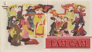 TẤM CÁM | Truyện tranh cổ tích Tấm và Cám bản gốc | Truyện cổ tích Việt Nam hay nhất