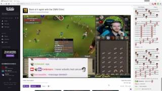 Emilyispro faking cancer argument on Thebaby123's stream
