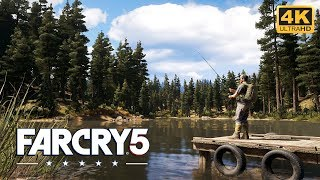 The Beautiful World of Far Cry 5   Ultra Realistic Graphics 4K 60fps (PS4 Pro - Elgato 4K60 Pro)