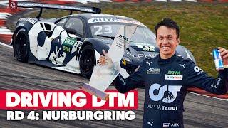 Epic Albon Win at the Nürburgring   Driving DTM