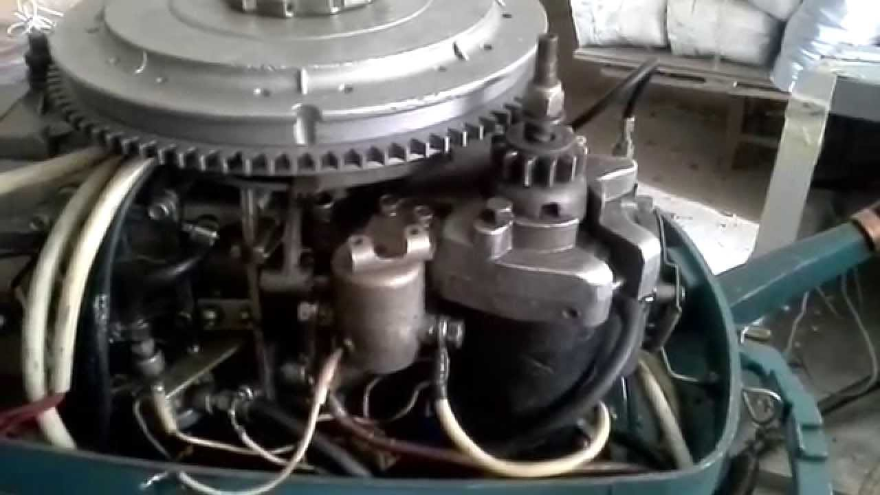 Лодочный мотор москва м ремонт своими руками видео