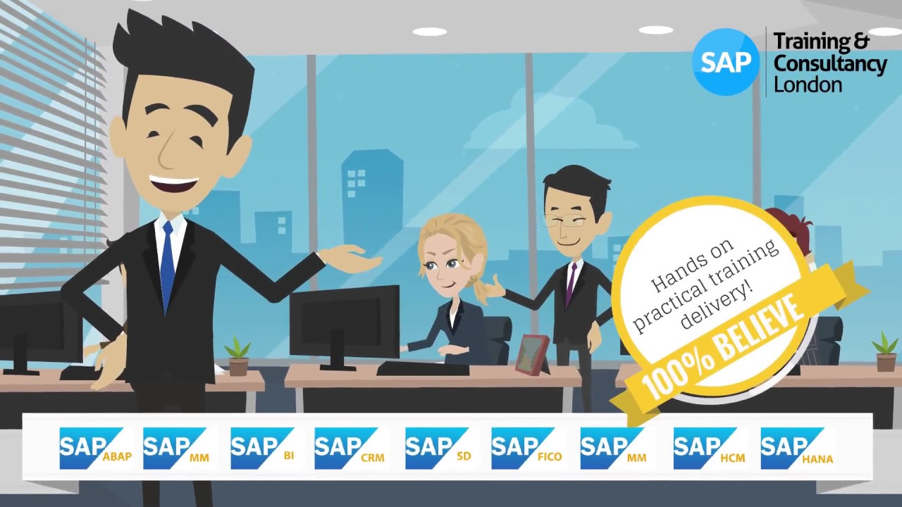 SAP TRAINING LONDON | SAP TRAINING COURSES LONDON UK | SAP CERTIFICATION