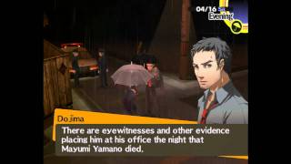 Persona 4 (Story) : Chapter 2 : Saki Konishi Part 3