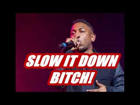 Kendrick Lamar - Ignorance Is Bliss (SLOWED)
