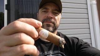 Montecristo White Label Churchhill Cigar Review