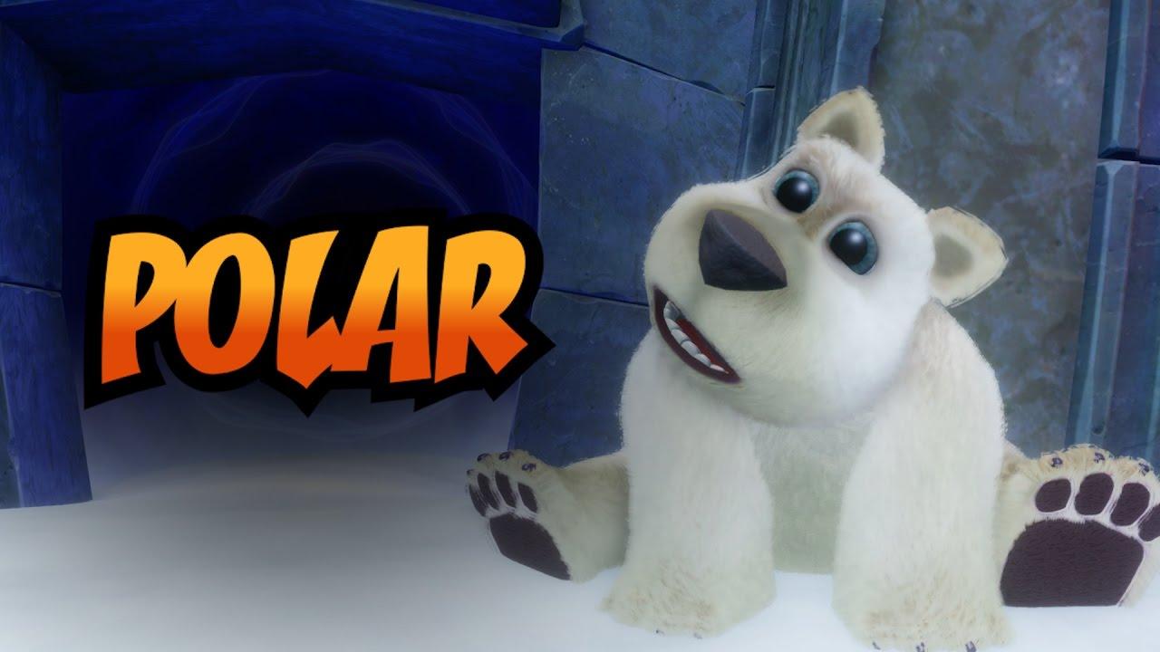 Polar Crash Bandicoot N Sane Trilogy