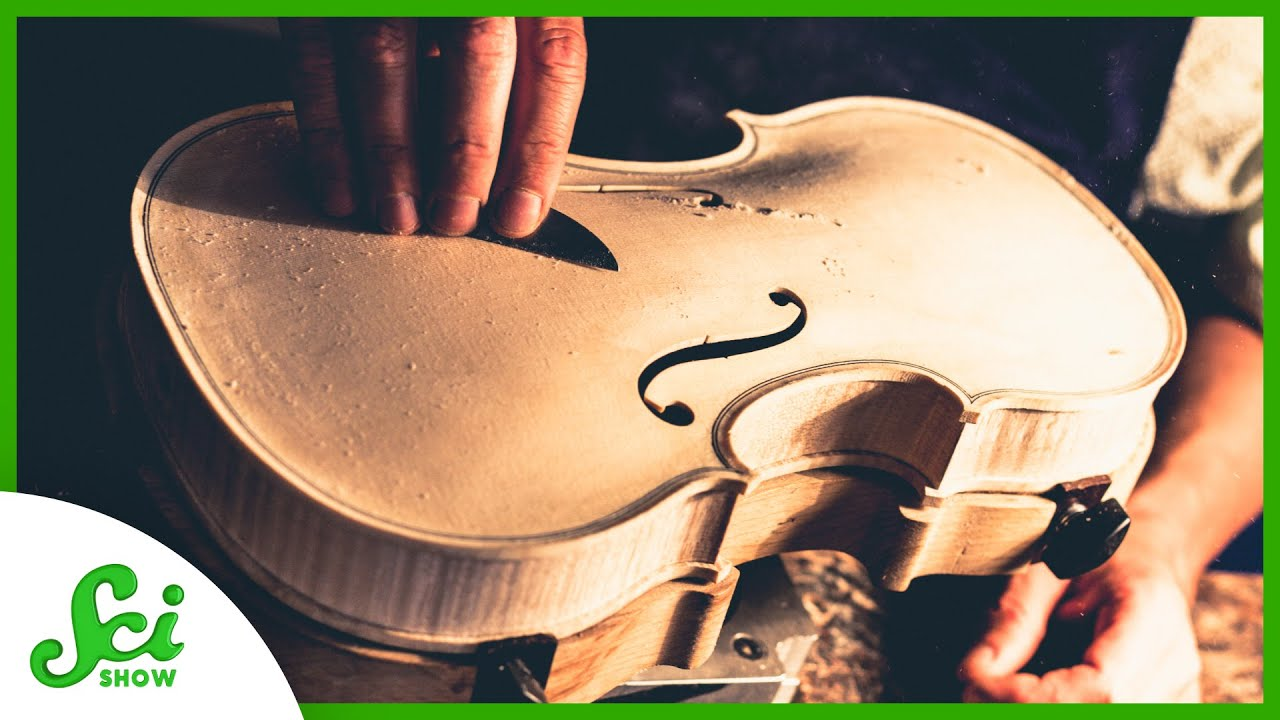 Why Scientists Can't Recreate the Sound of Stradivarius Violins: The Mystery of Their Inimitable Sound
