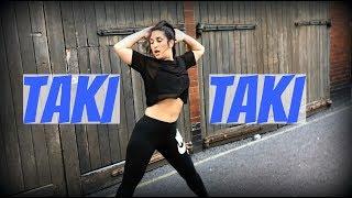 TAKI TAKI DJ Snake ft Selena Gomez, Cardi B, Ozuna Dance Choreography