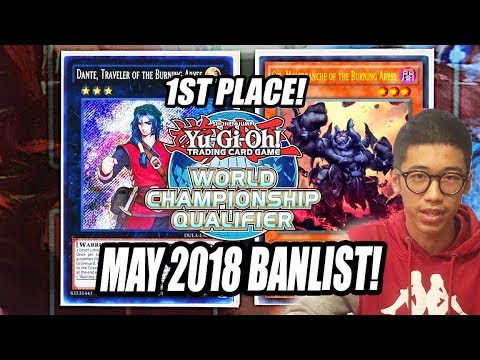 Yu-Gi-Oh! 1ST PLACE MONTREAL REGIONALS: BURNING ABYSS DECK PROFILE! MAY 21st, 2018 BANLIST! Ft. Fan