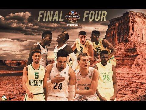 """Oregon Ducks 2017 Final Four Pump Up - """"Warriors"""""""