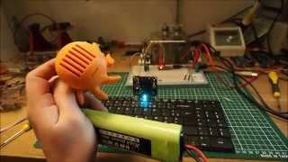 Pixy CMUcam5 Arduino i2c test