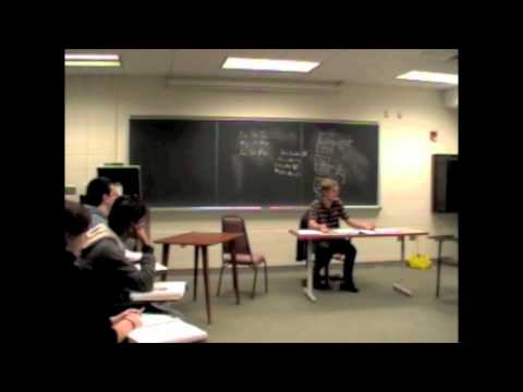 Veritas Tutors' GRE Preparation Class - On General Strategies for Verbal