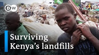 Kenya's million dollar garbage business | DW Documentary