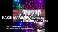 Pekka Murto - Lastenohjelmia Aamulla (liveäänitys - levykeikka 10.11.18)