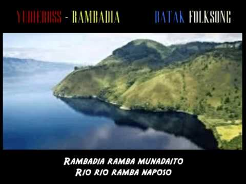 ross - Rambadia [Cover]