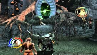 Forgotten Realms : Demon Stone Gameplay Walkthrough Part 4(PC)