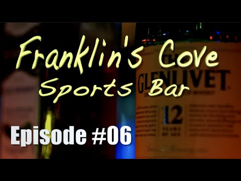 Franklin's Cove in Murrieta -Sports Bar, Restaurant & Live Music (4K)