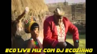 Afro House 2014 Mix Vol II - Eco Live Mix Com Dj Ecozinho