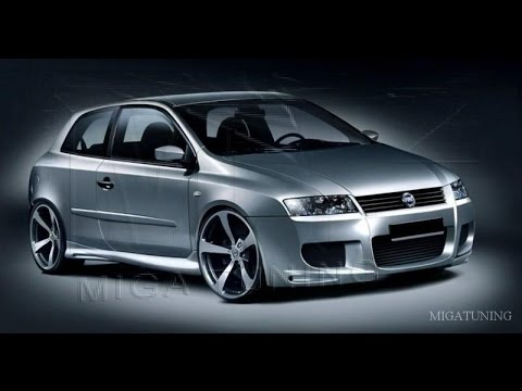 fiat stilo tuning body kit youtube. Black Bedroom Furniture Sets. Home Design Ideas