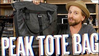 Peak Design Tote Bag Review #totes thumbnail