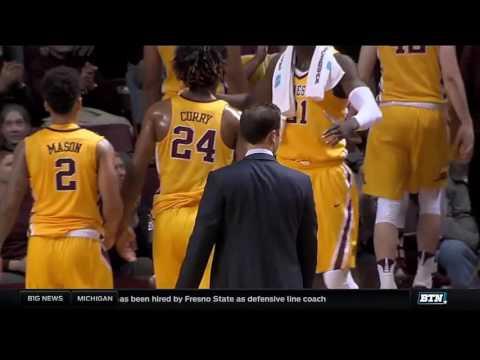 Arkansas State at Minnesota - Men's Basketball Highlights