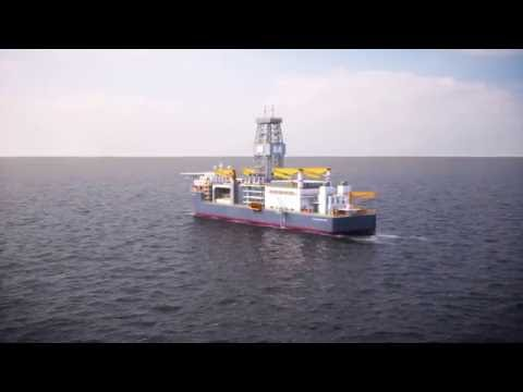 Rig IRM - Service Offering Animation - Drillship inspection, repair & maintenance