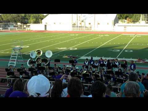 San Jacinto Jr High, Midland Freshman & Midland High School Bands