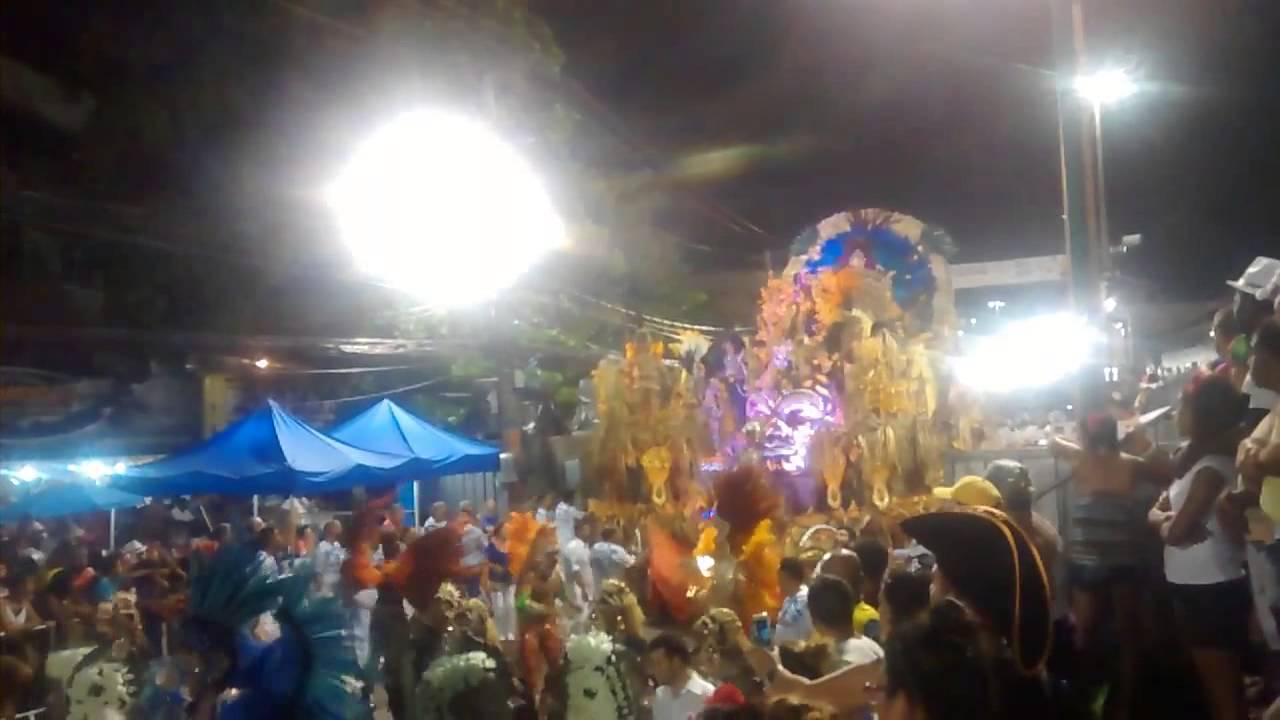 2015 - Desfile GRES Tradição
