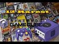 Top 10 Rarest Game Cube games | Most Expensive GC Games