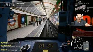 Train Sim World 2 -  10:04 201D-08 Queens Park to E\u0026C - 72 Stock On Bakerloo Line